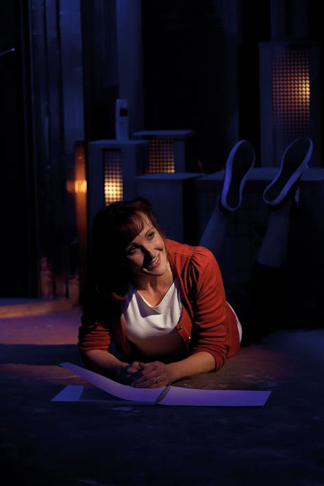 'Lucy' in The Thing About Men, Landor Theatre