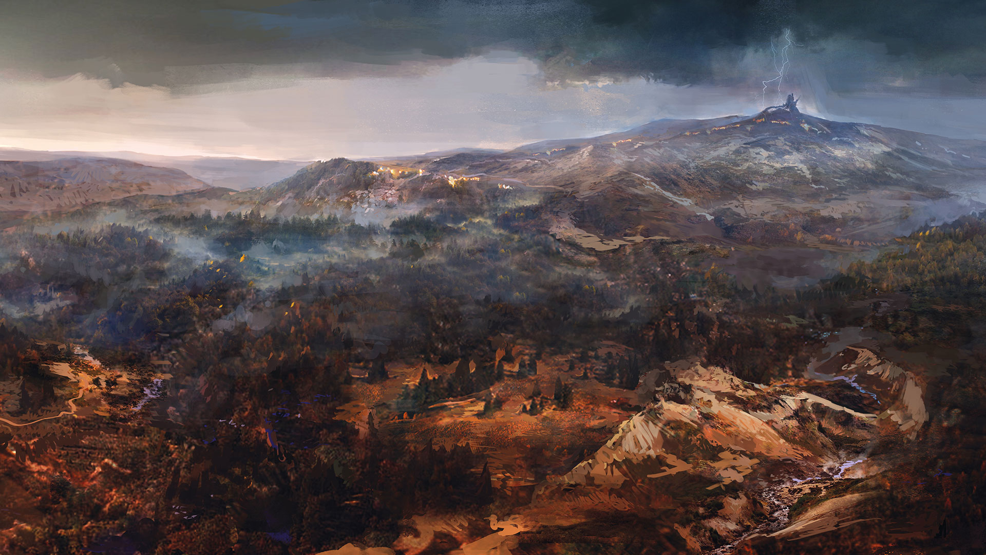 The Story Behind The Story Of The Witcher 3: Wild Hunt