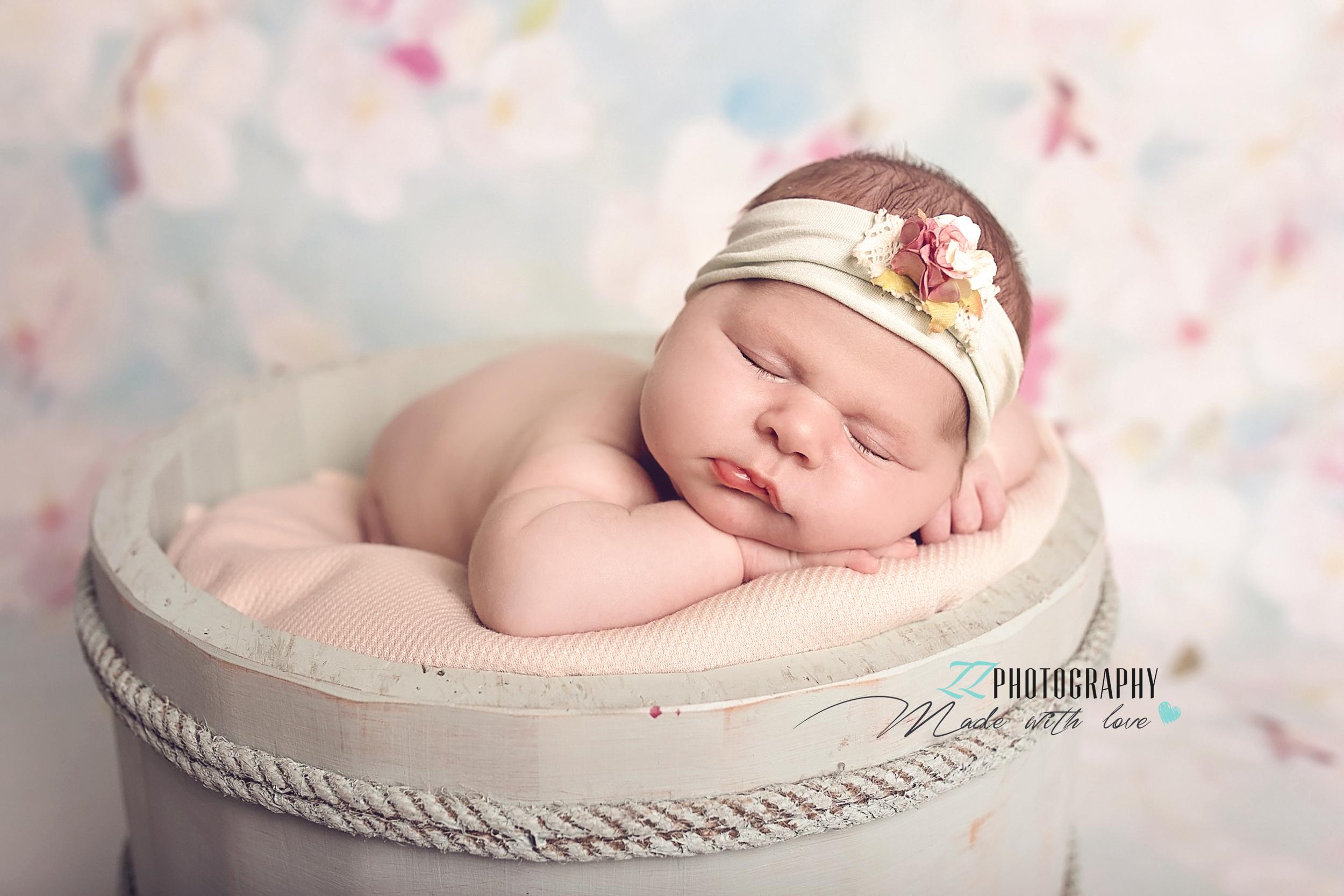 newborn baby girl exeter