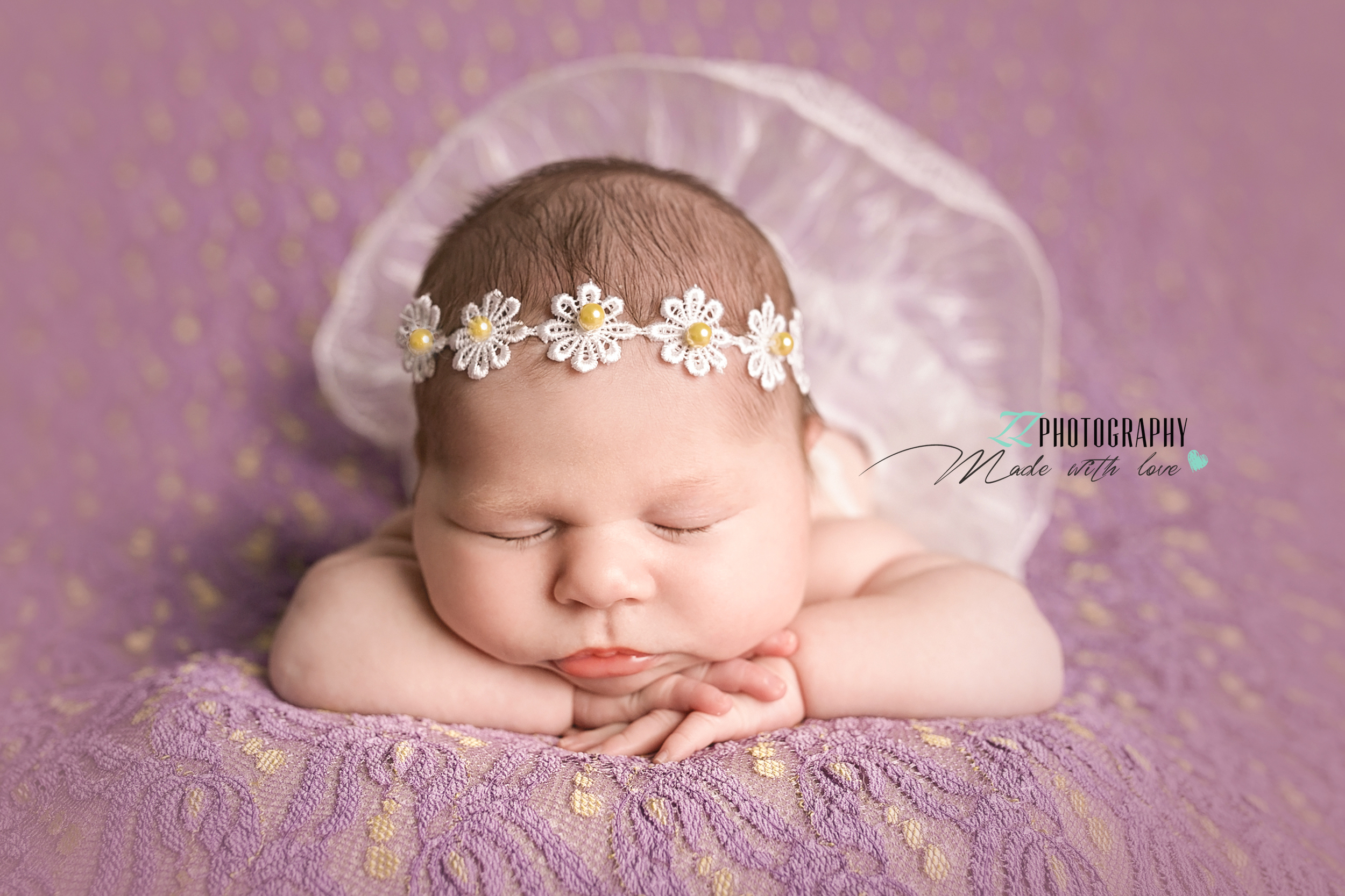 flower baby newborn exeter