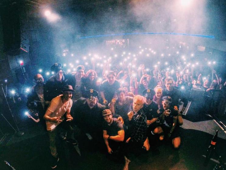 Tour Crew - Final day in Minneapolis