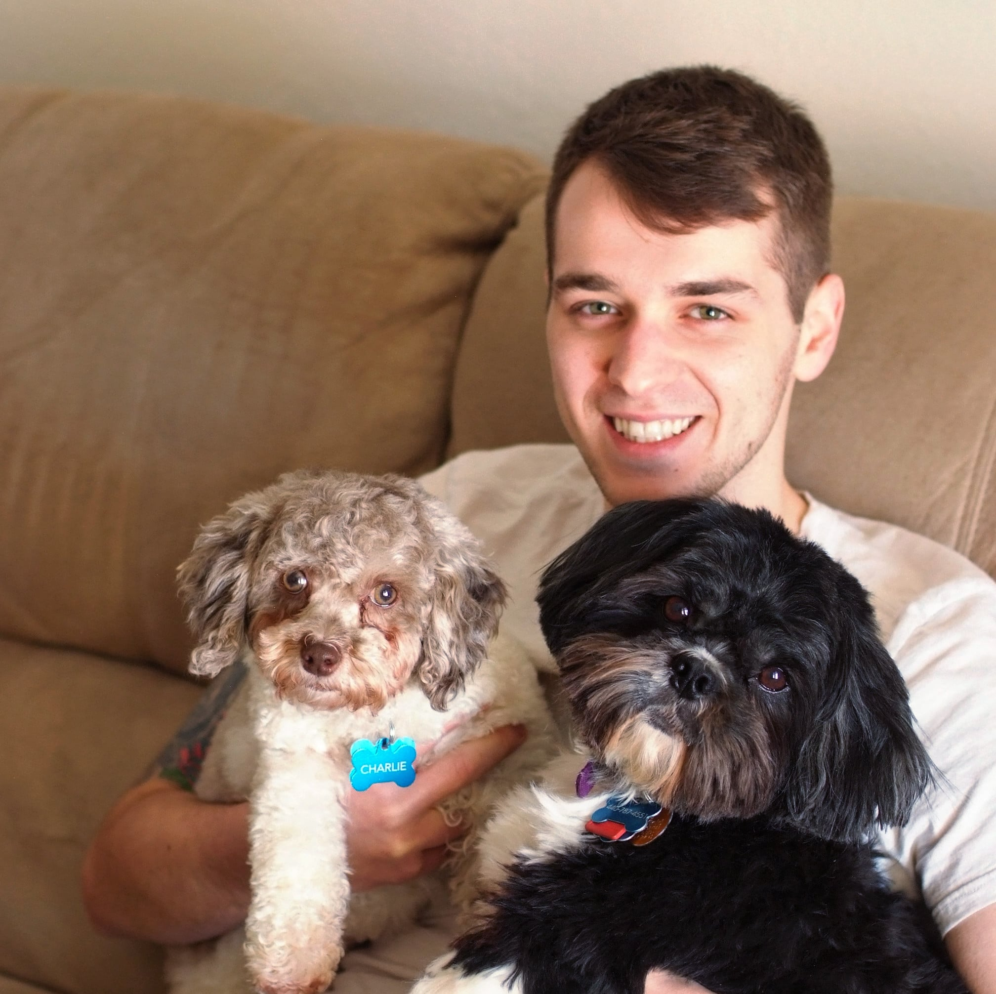 Zach, Ted & Charles