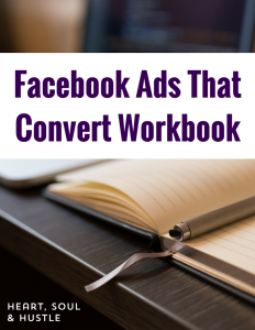 Facebook Ads Workbook