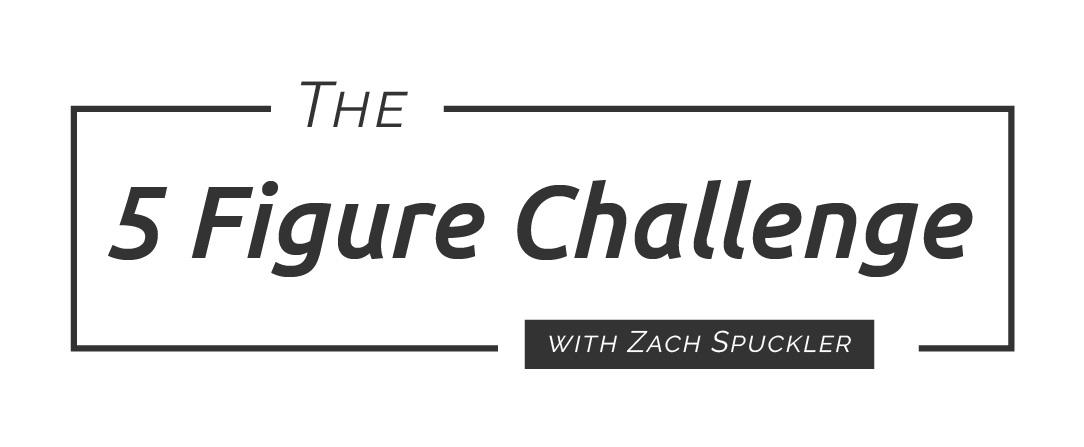 The 5-Figure Challenge