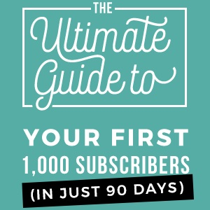 How+to+Get+1%2C000+Subscribers