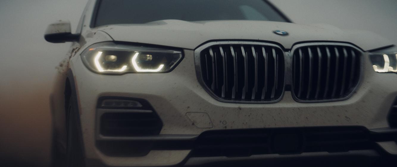 BMW // JOURNEY