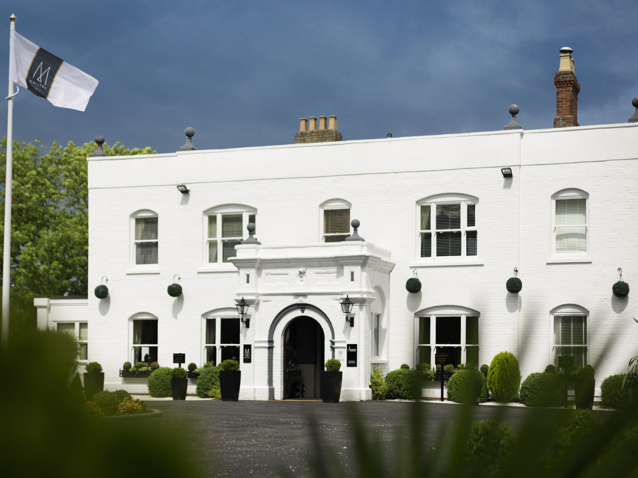 Woughton House Hotel