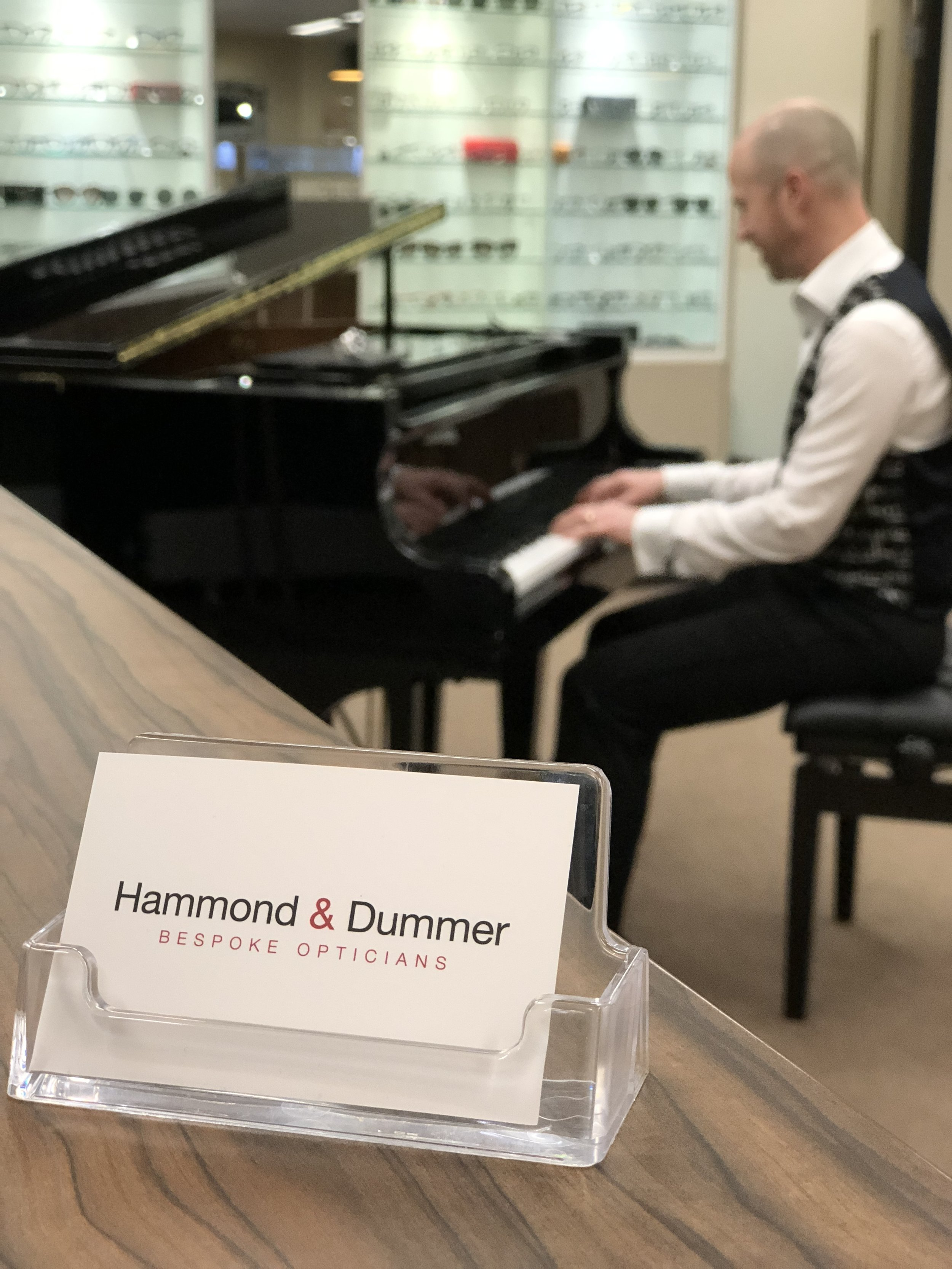 Hammond & Dummer Bespoke Opticians