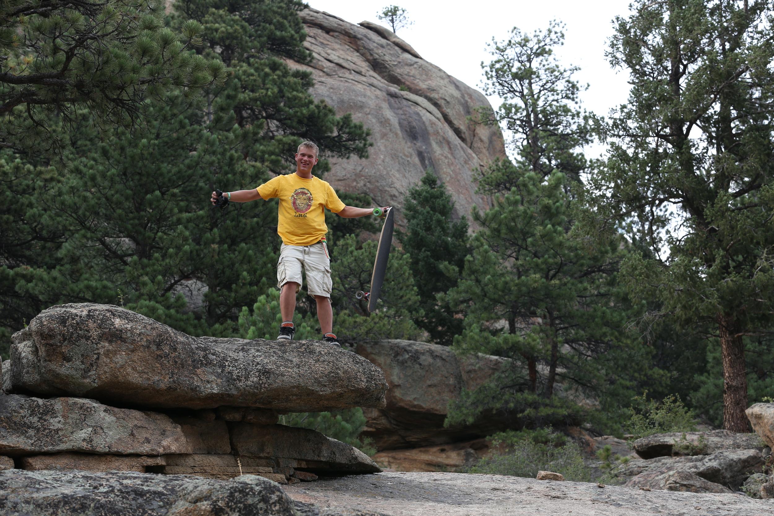 Mountain Fun (photo credit: Jess Bogener)