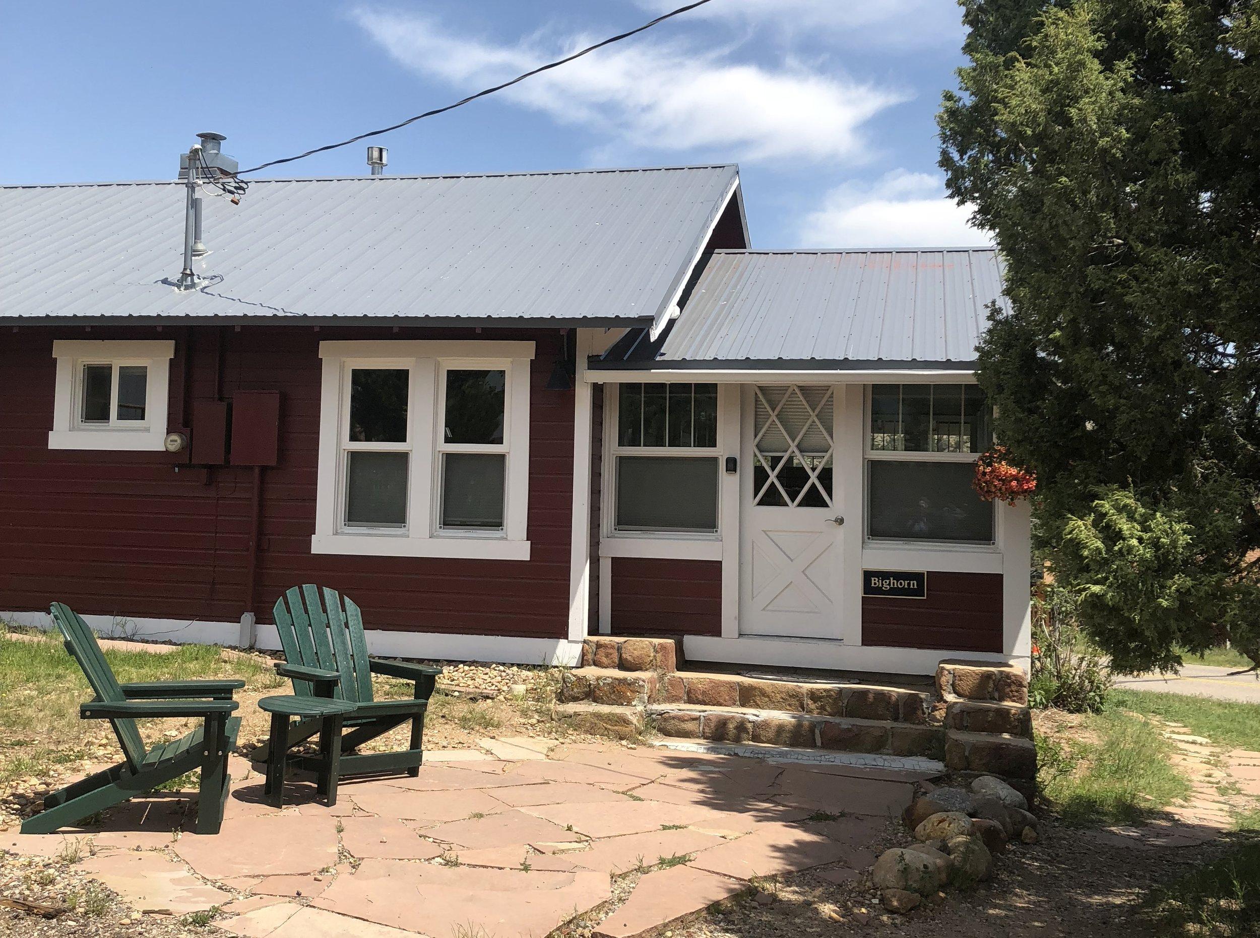 Bighorn Cottage
