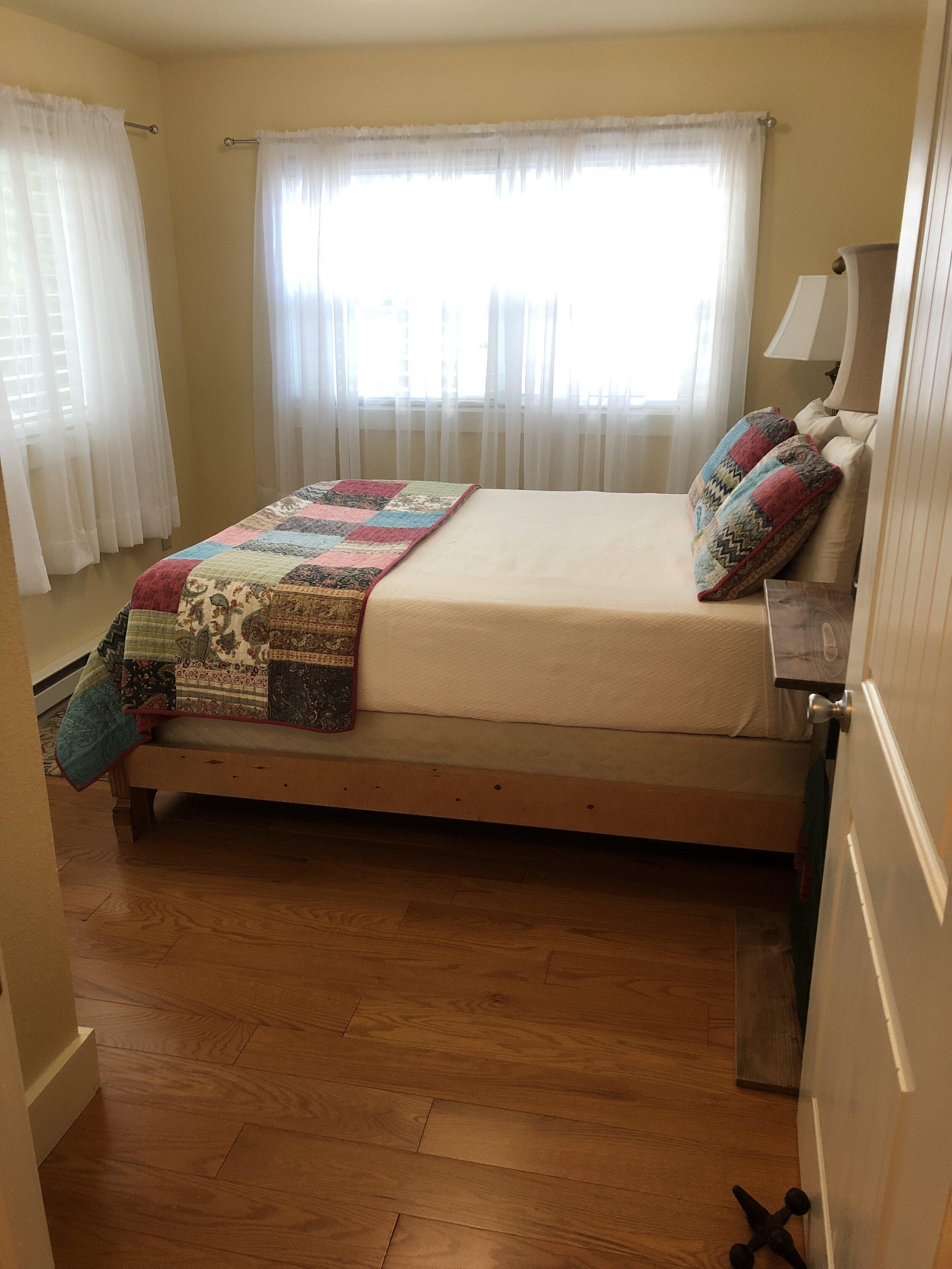 Virginia House - Bedroom