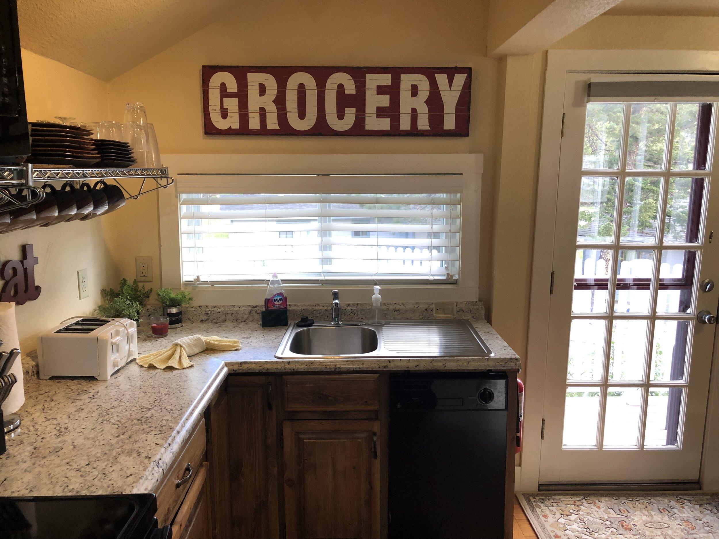Virginia House - Kitchen