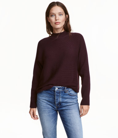 H&M Conscious: Ribbed Sweater