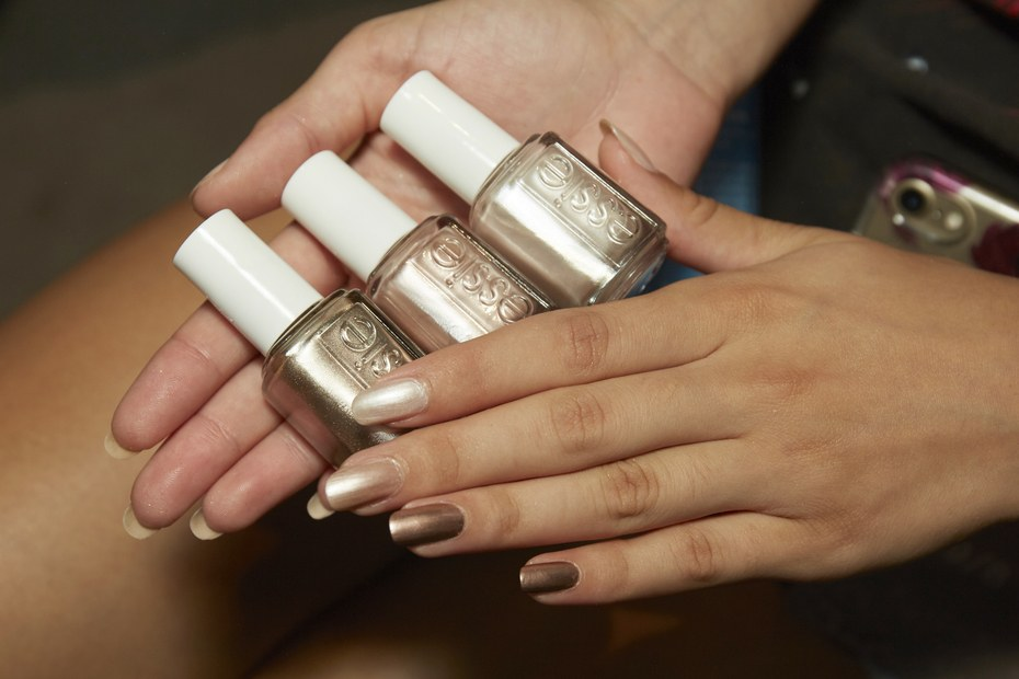 Source:  Getty Images; Nails by Julie Kandalec for Essie