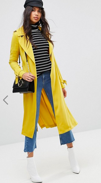 http://us.asos.com/river-island/river-island-belted-trench-coat/prd/8297002?clr=yellow&SearchQuery=coat&pgesize=36&pge=4&totalstyles=1506&gridsize=3&gridrow=12&gridcolumn=1