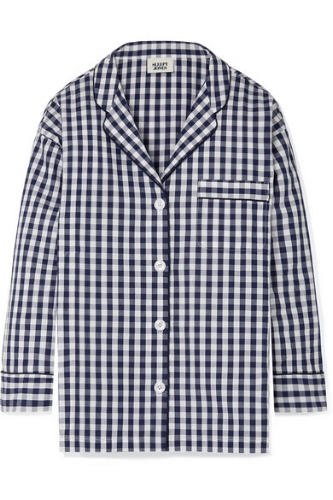 also 17 sleepy jones marina gingham cotton pj shirt (courtesy of net-a-porter).jpg