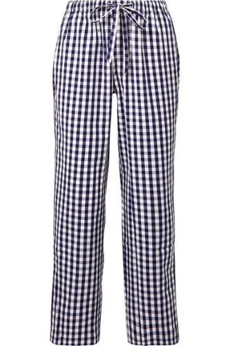 17 sleepy jones marina gingham cottom pj pants (courtesy of net-a-porter).jpg