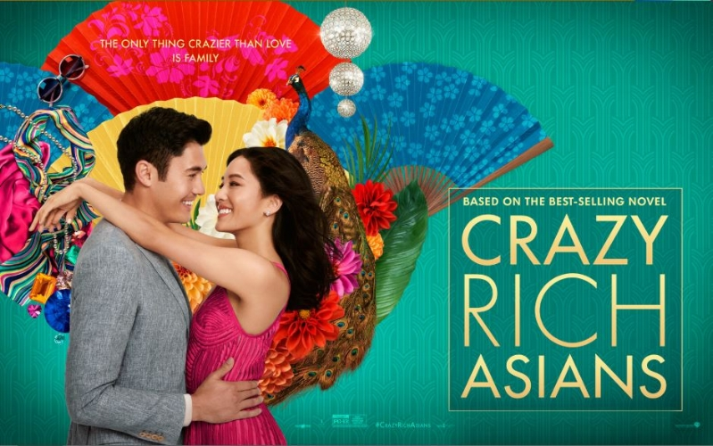 Photo courtesy of the Crazy Rich Asians official movie website
