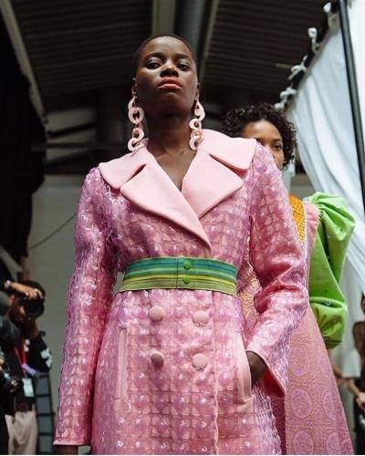 Graduate Fashion Week by Billy Tempest-Radford