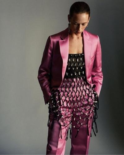 Hannah Ferguson for Vogue