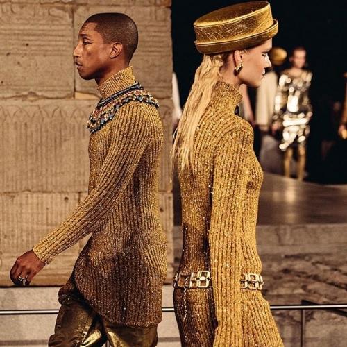 Pharrell for Chanel