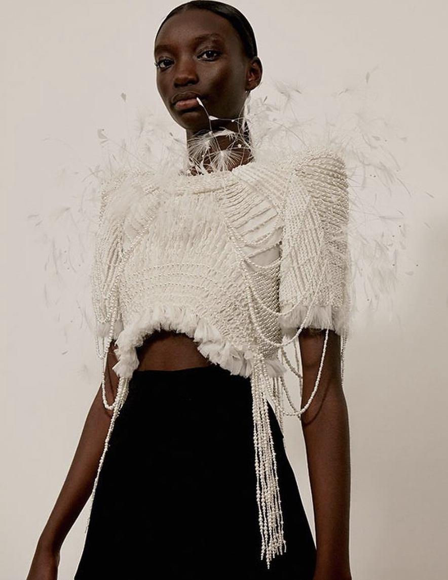 Bleached Canvas - Givenchy SS19