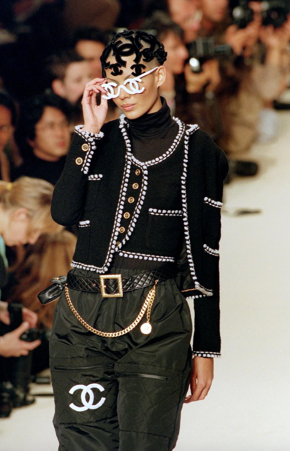 Chanel F/W 1994
