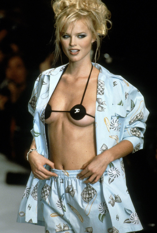 Chanel 1996 Swimwear