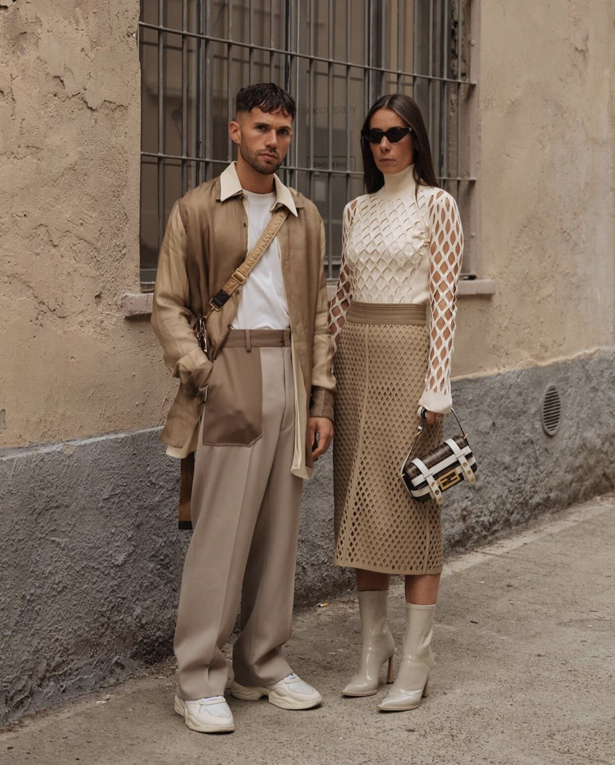 Alice Barbier & js Roques for PAUSE Magazine