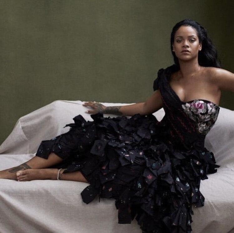 Rihanna for Vogue Magazine