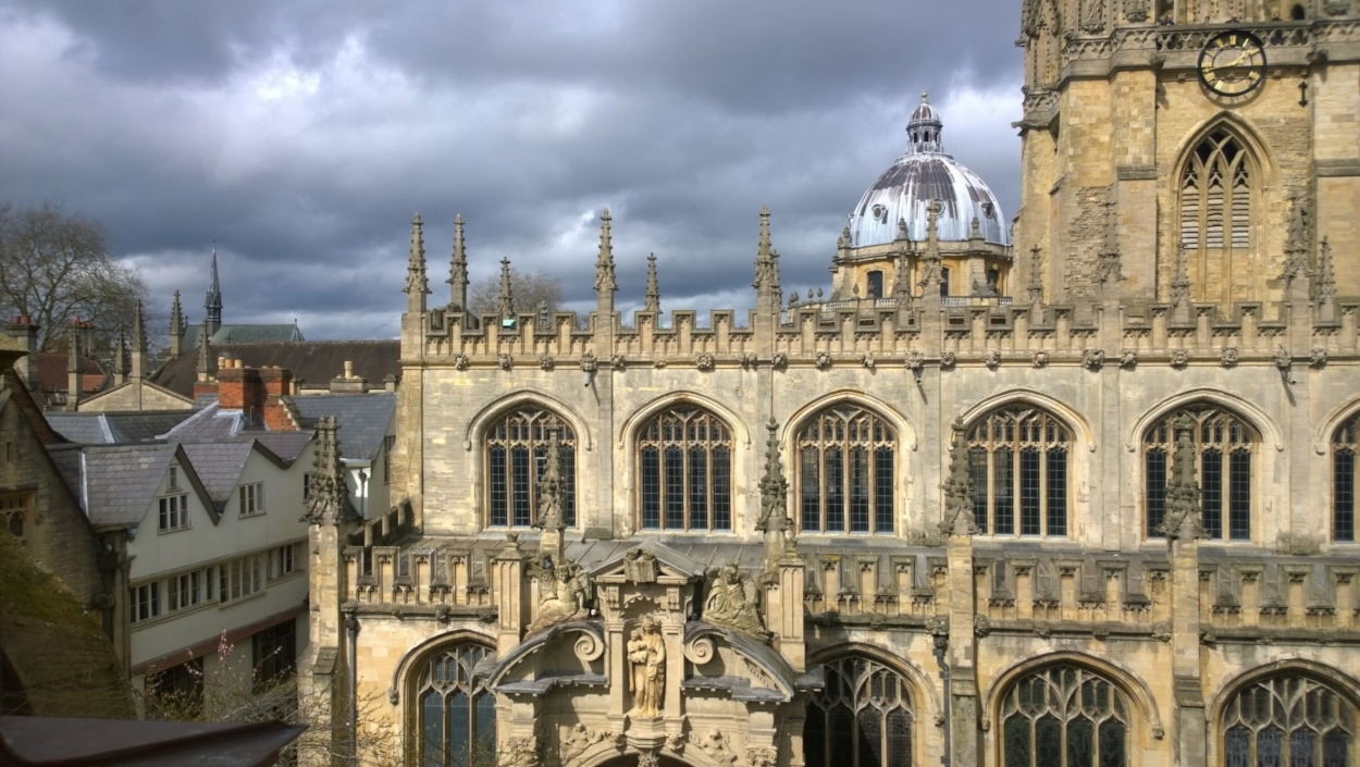 Dreamy Oxford, a world city that everyone should hope to visit