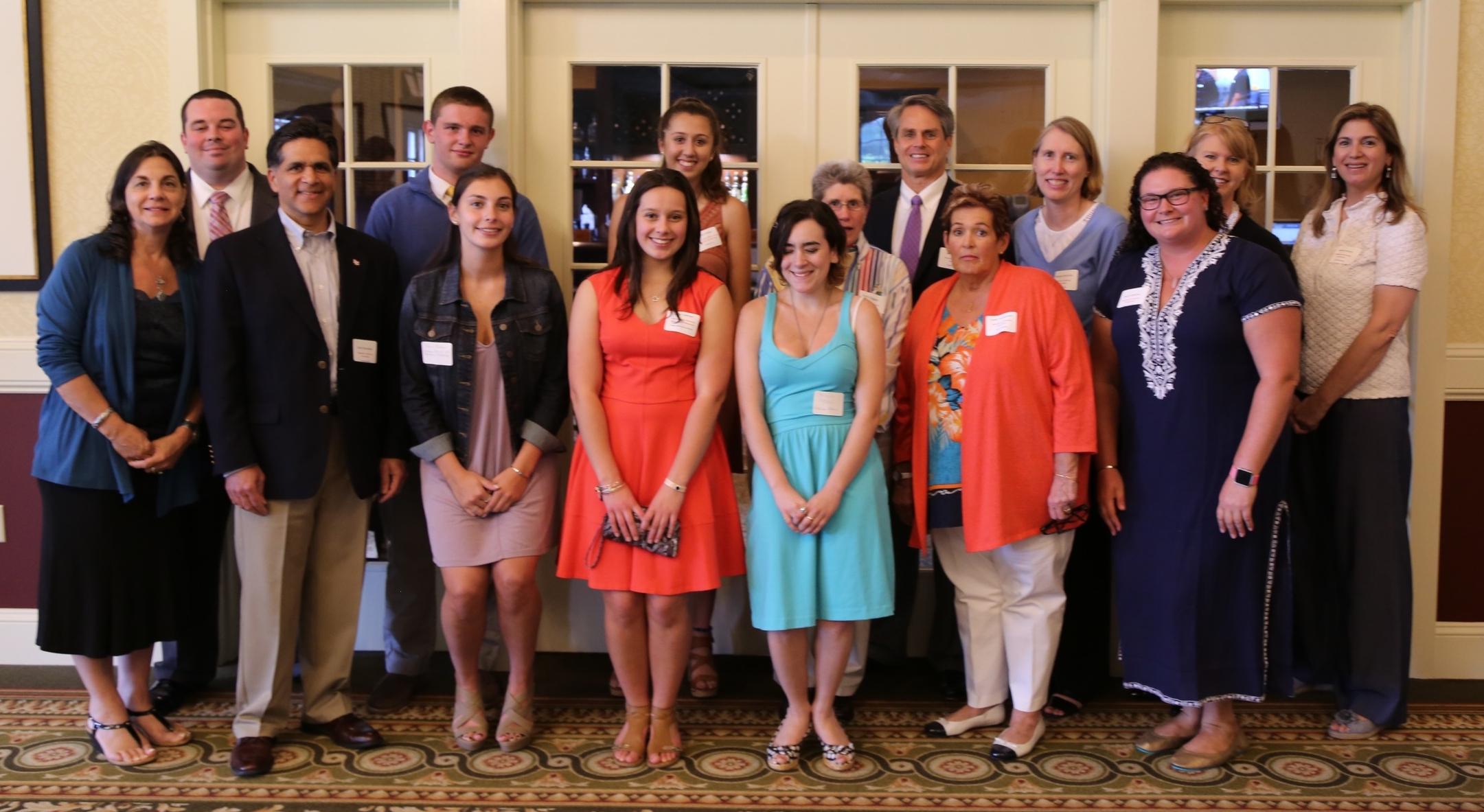 Newtown Scholarship Hononary Member Scholarships