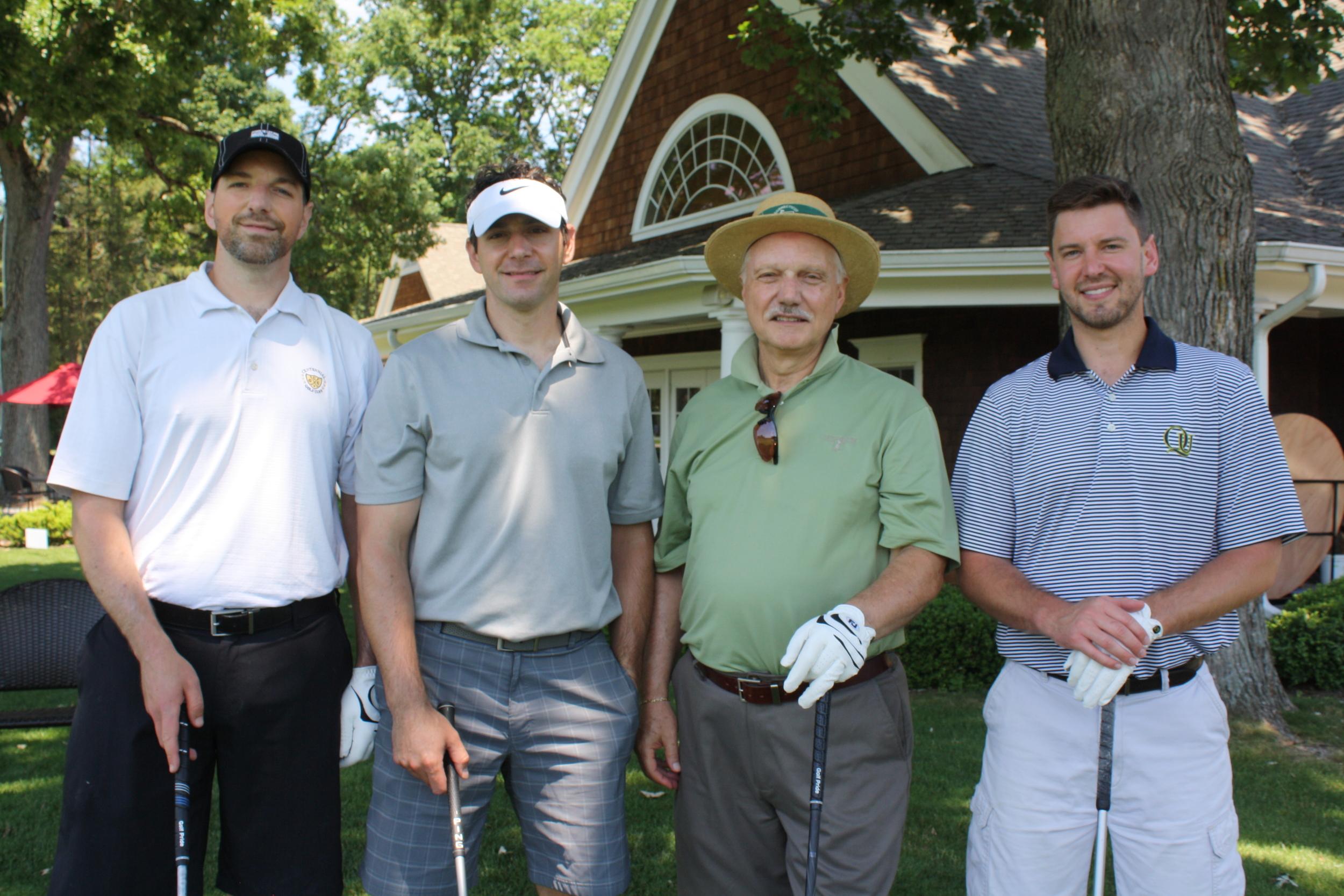 2 Chris D'Amico, Matt D'Amico, Peter D'Amico Robin Schuppert.JPG