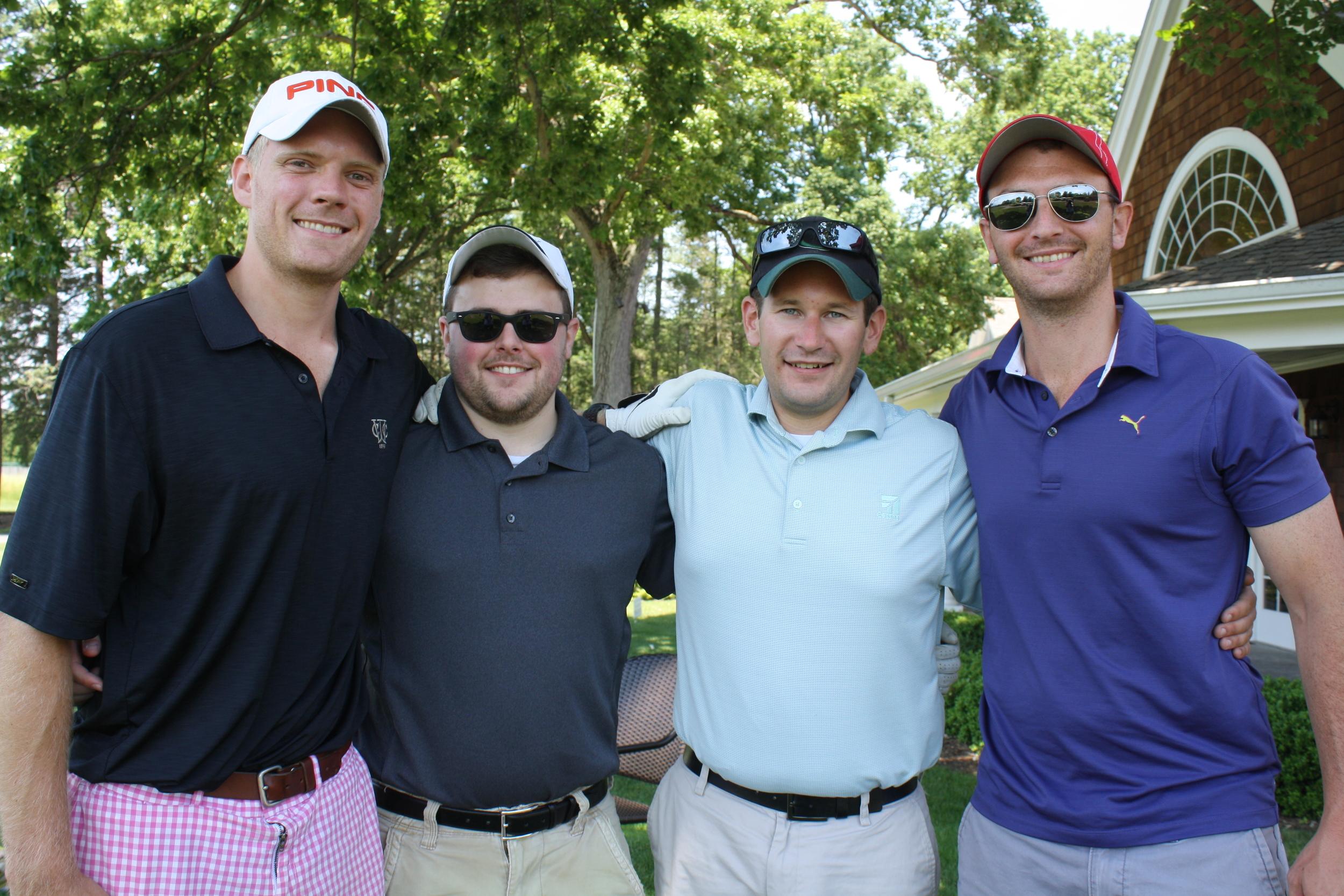 3 Mack Fuller, Blake Edwards, Scudder Baggett, Jon Michaud.JPG
