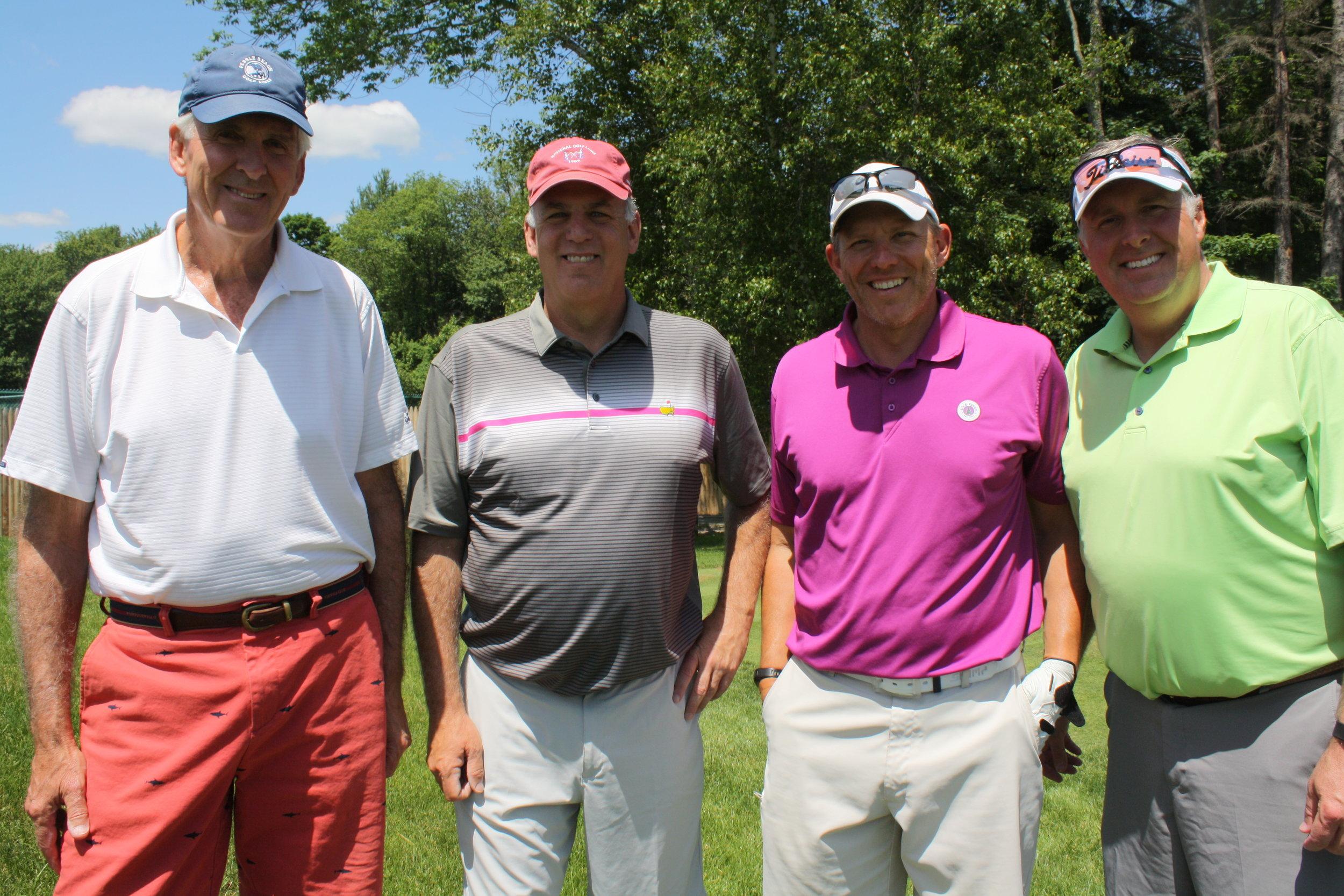 5 RRCC Bob Watson, Mike Johnson, Jon Briggs, Chris Watson.JPG