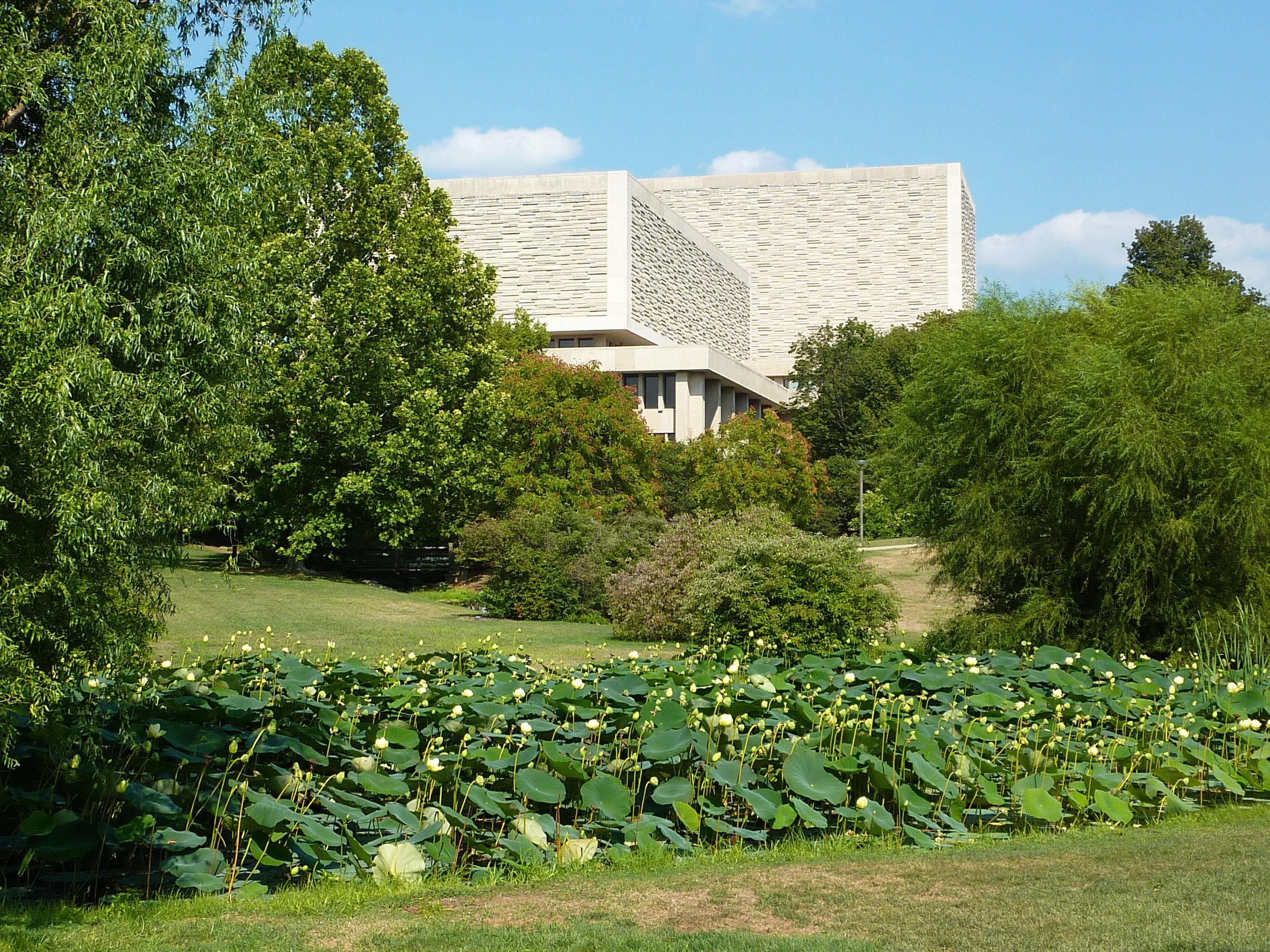 Herman B Wells Library | Picture by  Vmenkov