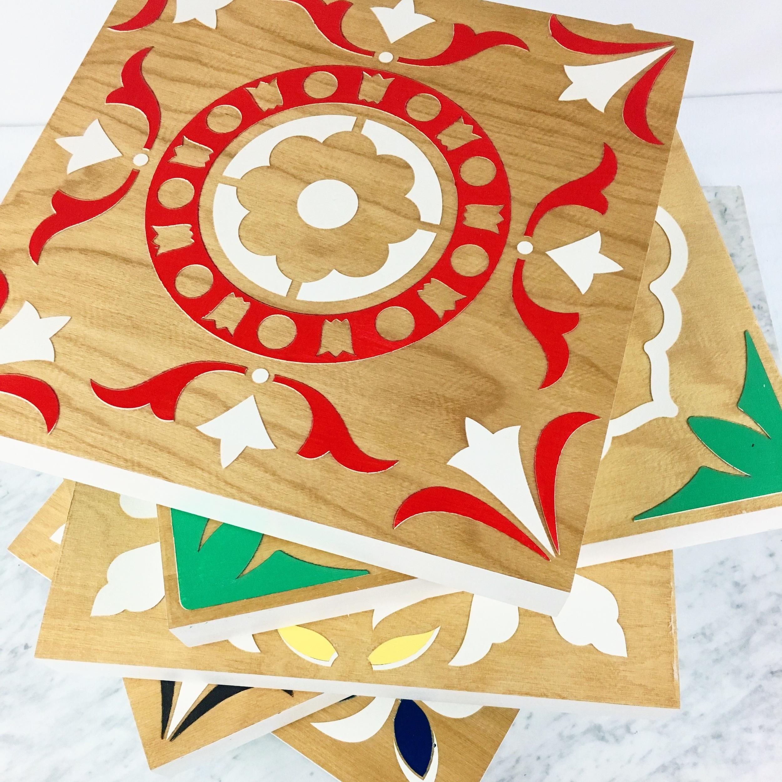 Benoit's Design Co. Vintage Tiles.JPG