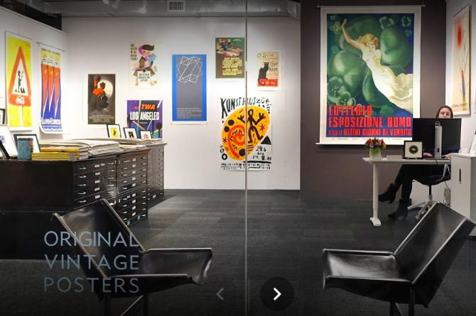 International Poster Gallery