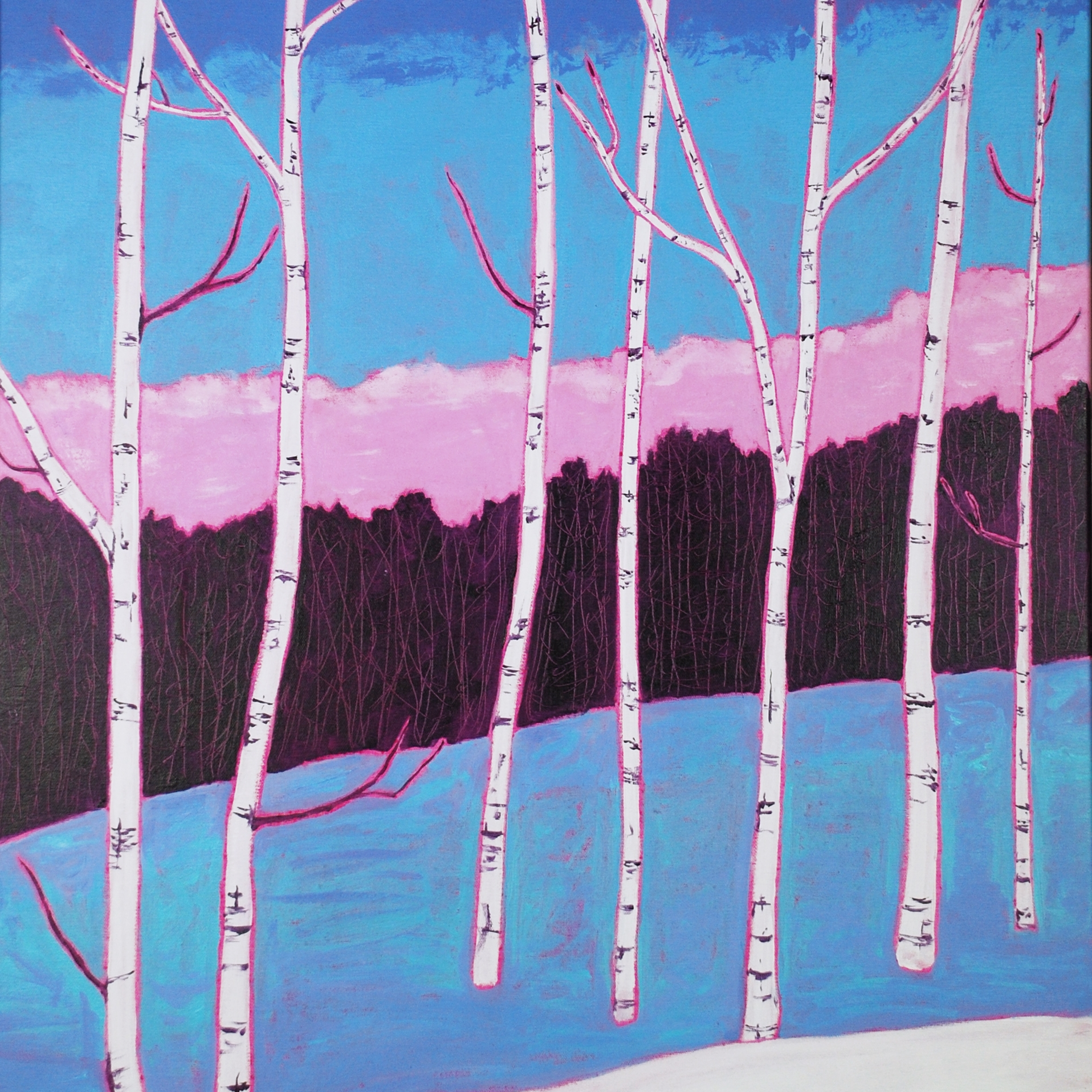Marcia Crumley_Last Run of the Day_36in x 24in acrylic on canvas_November 2017 high res.jpg