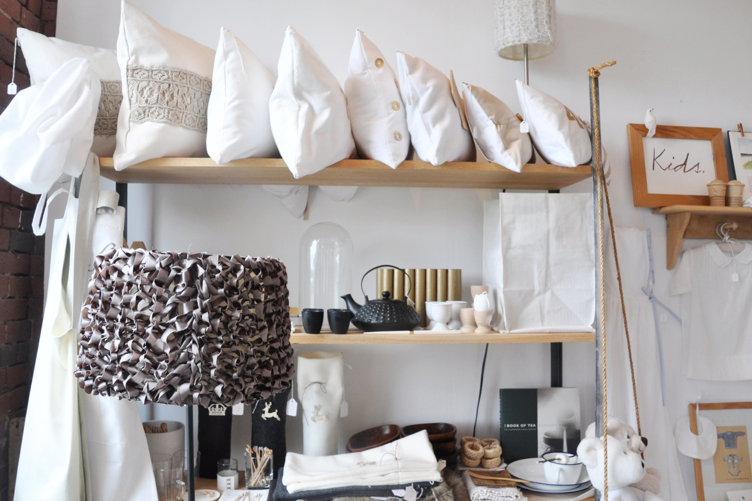 Simplemente Blanco,  Home Decor