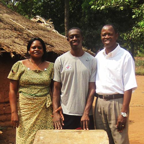 Sabuli, Wilita and Massai Sanguma