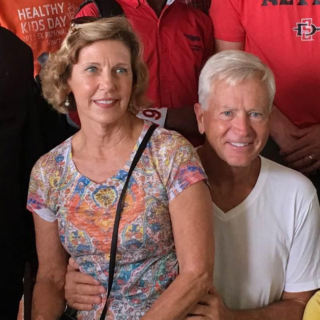 Mike and Suzanne Seashols,  CongoVoice
