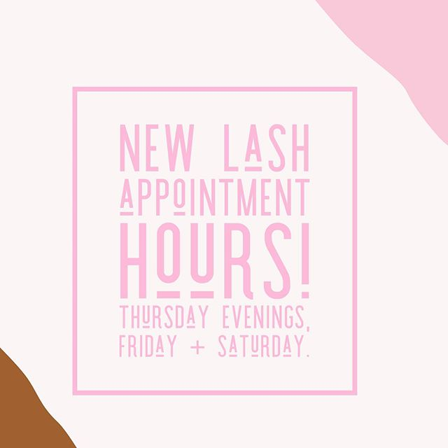 want to make an appointment?  link in profile :)