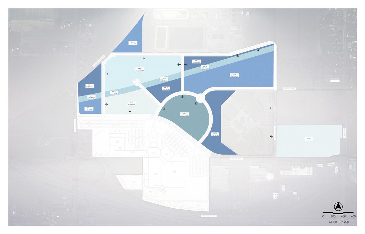 Mayer Creative Land Use Map Concept