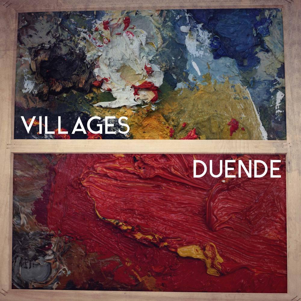 Villages Duende album art front