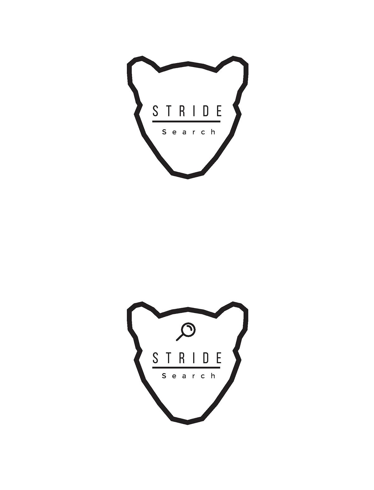 stride search concept 4 cheetah logo 1
