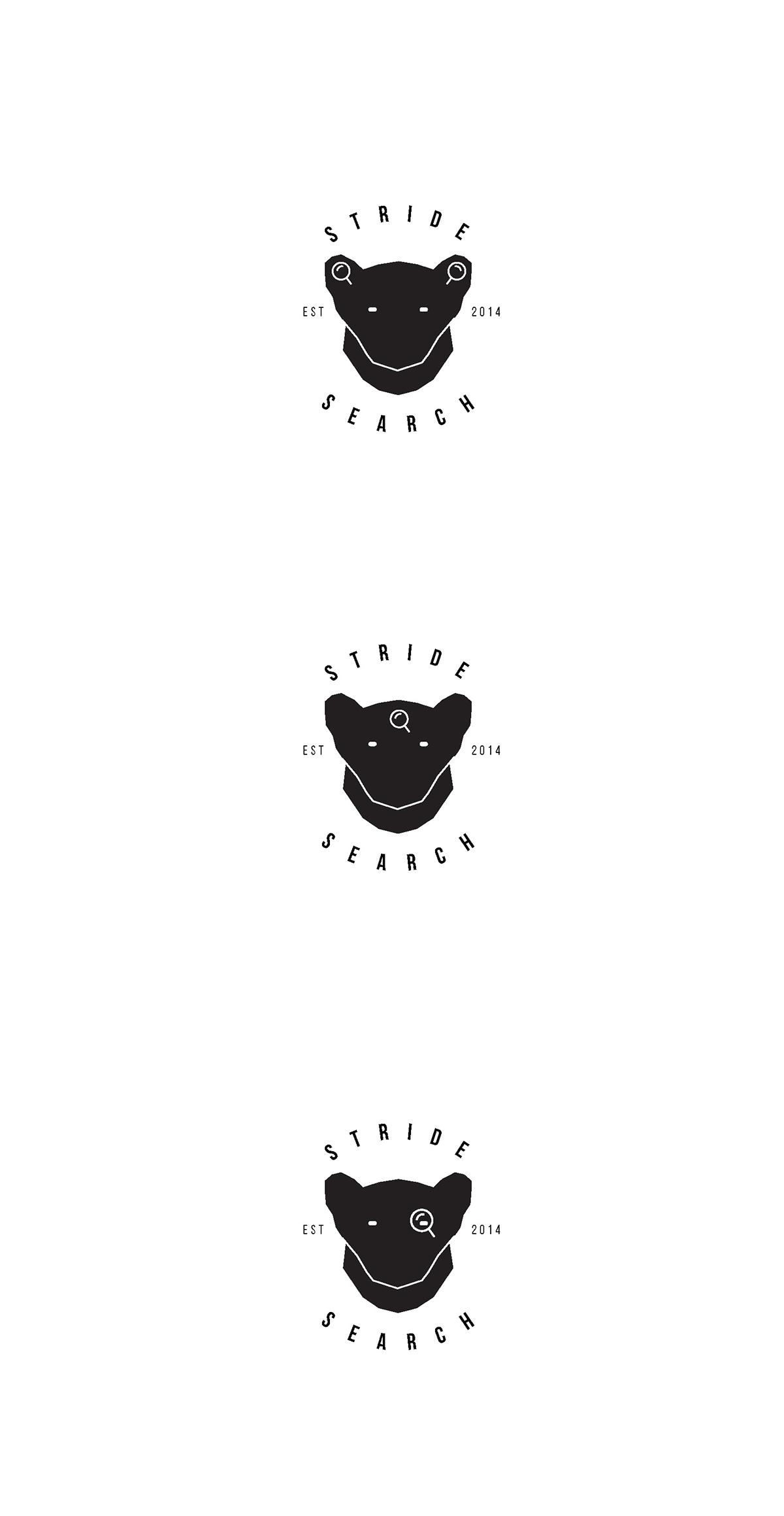 stride search concept 4 cheetah logo 4