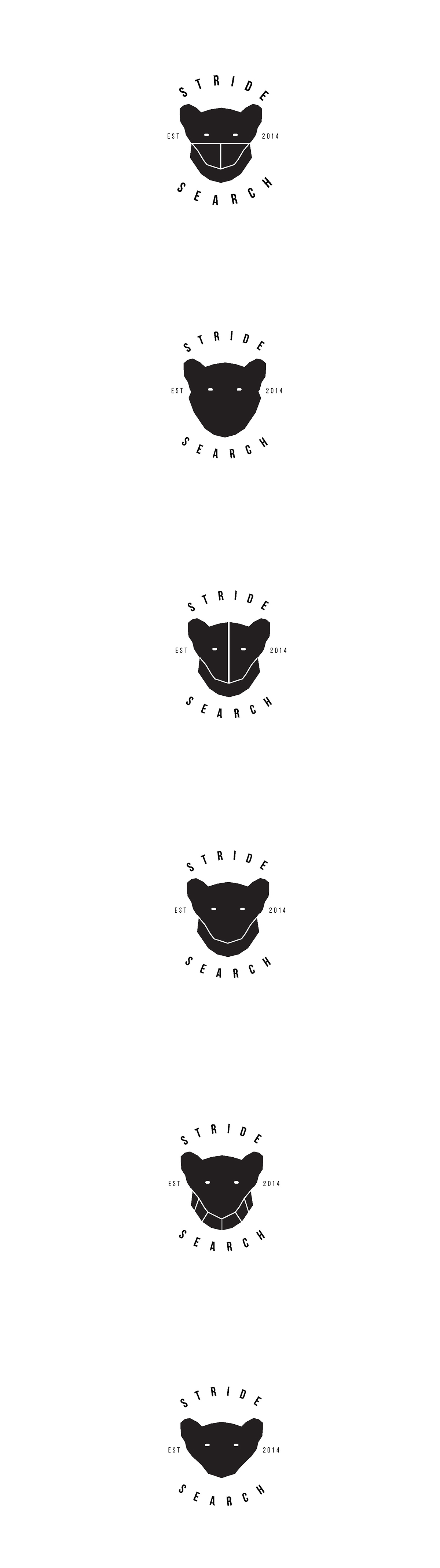 stride search concept 4 cheetah logo 2