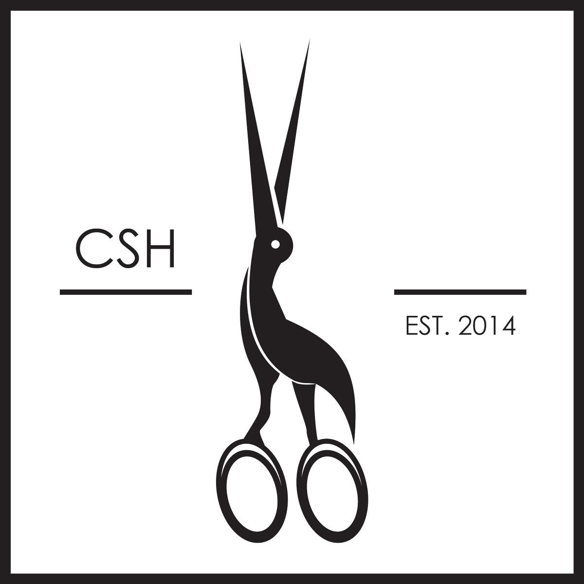 Carly Scissor Hands Logo