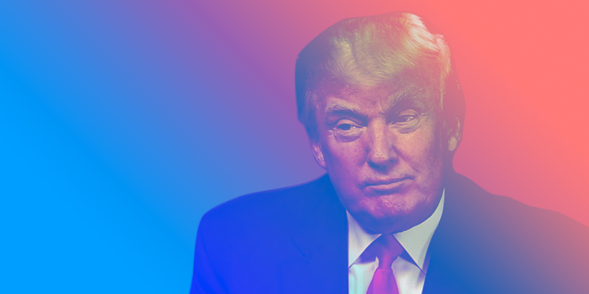 Donald Trump, Original picture from  abc7